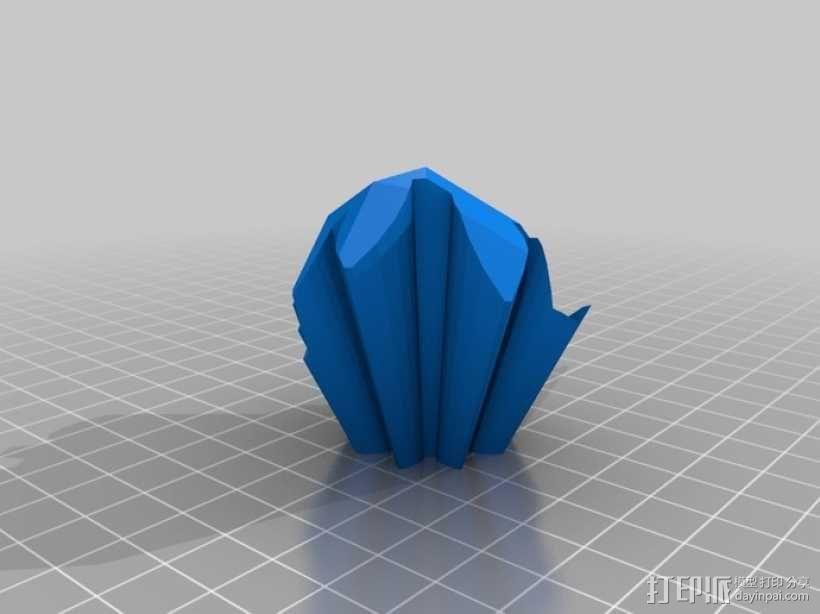 齿轮式二阶魔方 3D模型  图11