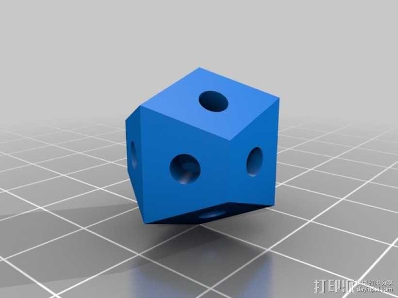 可定制化晶体积木 3D模型  图2