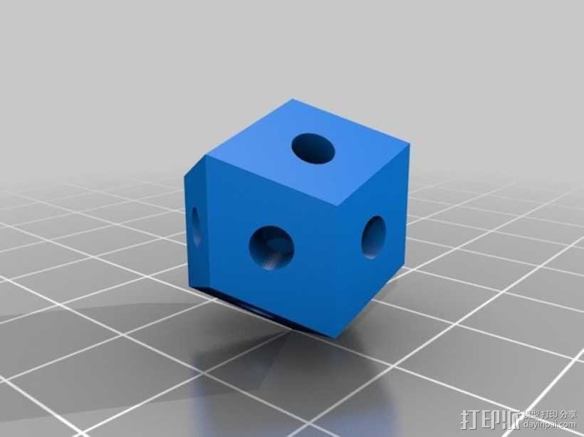 可定制化晶体积木 3D模型  图3