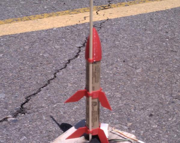 一次性火箭 3D模型  图3