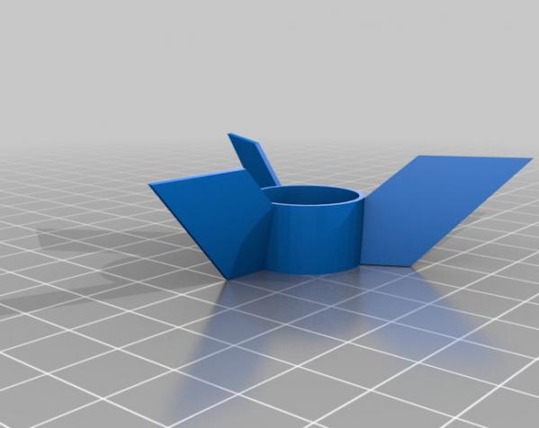 一次性火箭 3D模型  图6