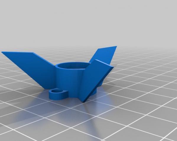 一次性火箭 3D模型  图8