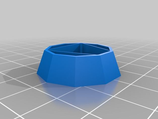 旋转计数器 3D模型  图2