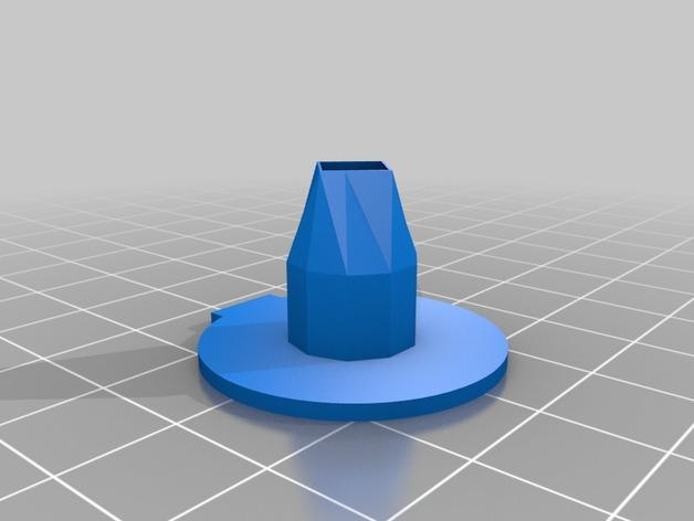 旋转计数器 3D模型  图3