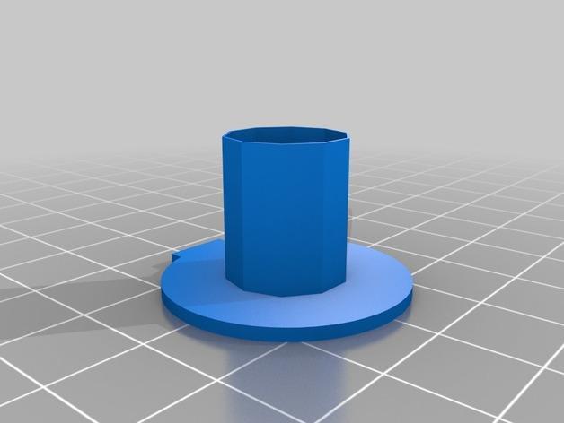 旋转计数器 3D模型  图4