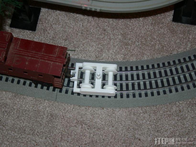机动轨道车1 3D模型  图9