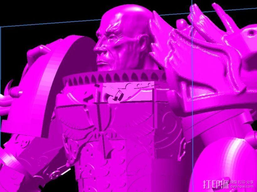 迷你人偶 3D模型  图8