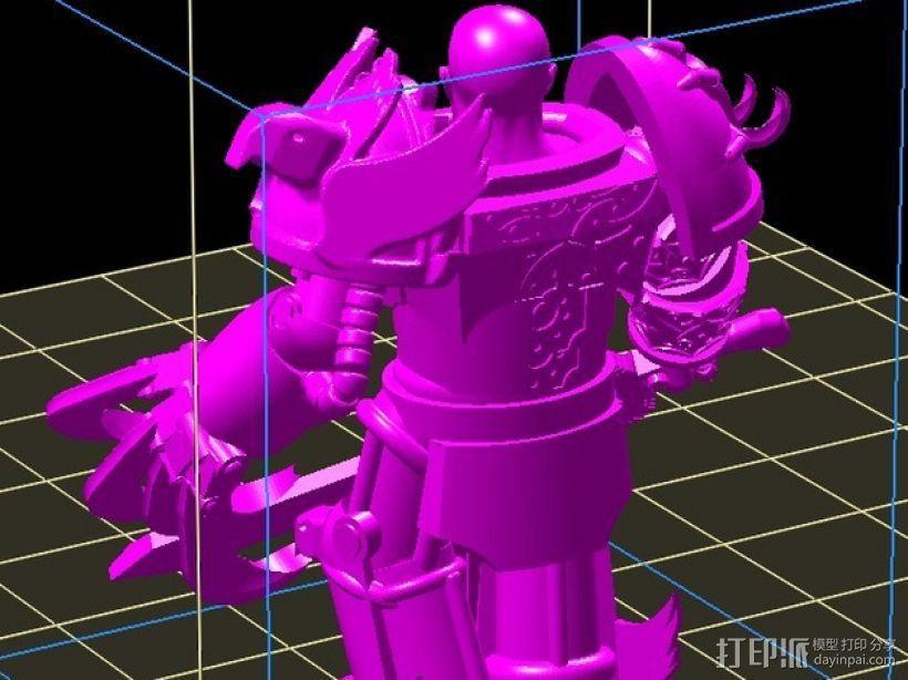 迷你人偶 3D模型  图10