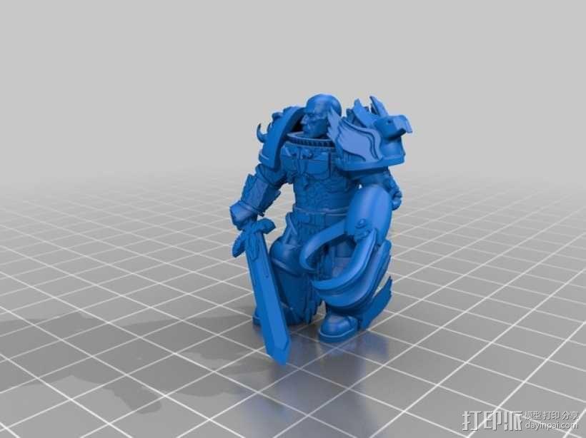 迷你人偶 3D模型  图12