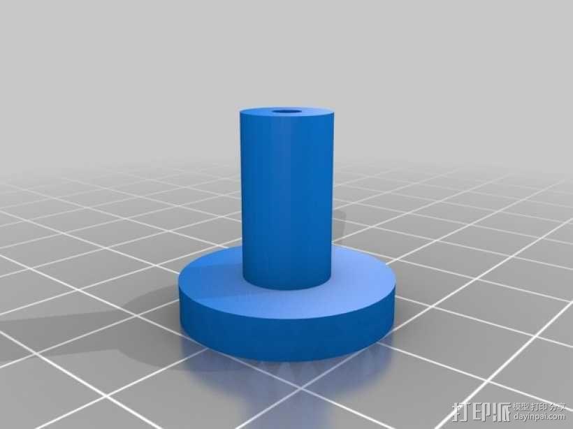 行星齿轮 3D模型  图3