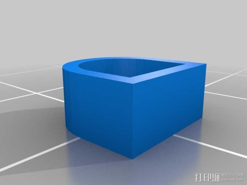 行星齿轮 3D模型  图8