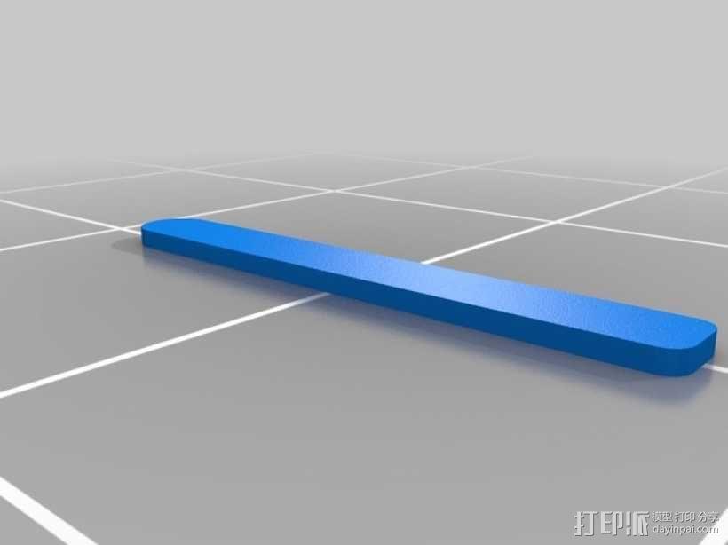 蝴蝶刀 3D模型  图5