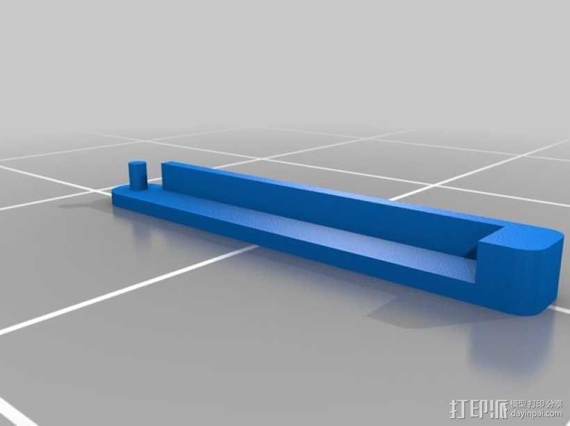 蝴蝶刀 3D模型  图3