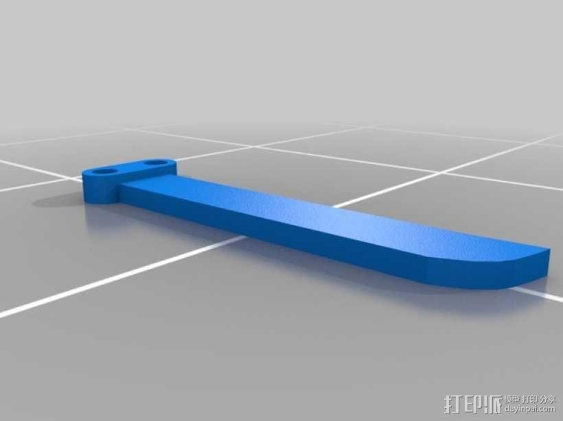 蝴蝶刀 3D模型  图8