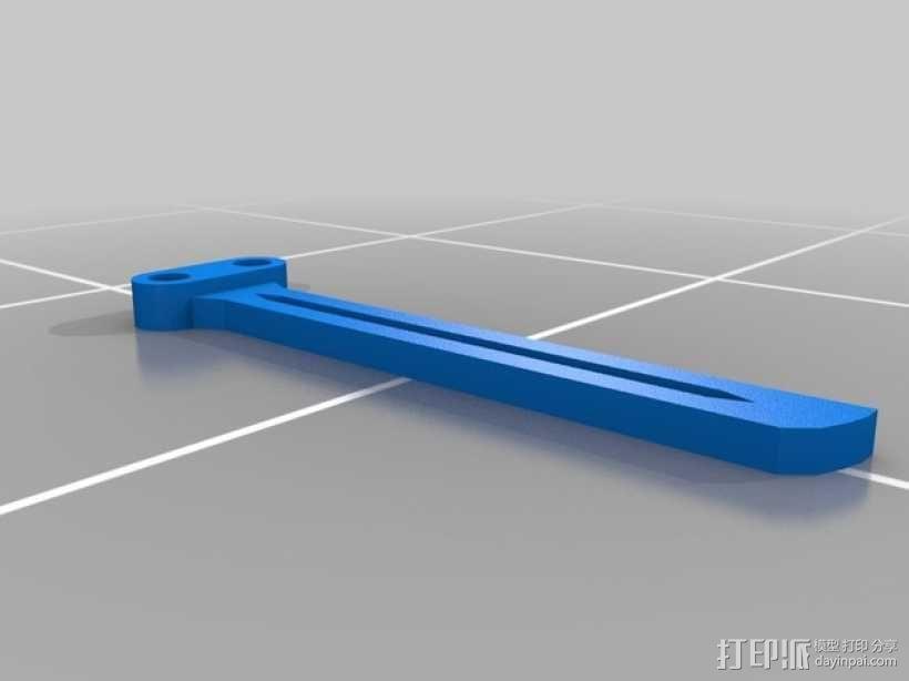 蝴蝶刀 3D模型  图6