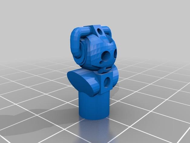 怪物棋子 3D模型  图9