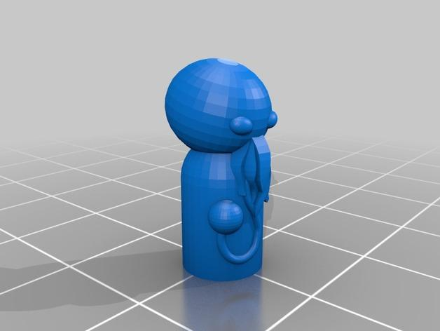 怪物棋子 3D模型  图8