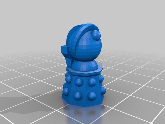 怪物棋子 3D模型  图10