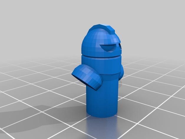 怪物棋子 3D模型  图12