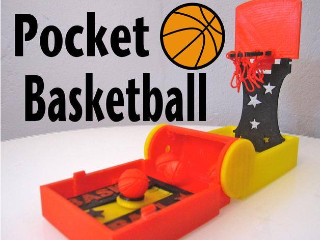口袋篮球 3D模型  图1