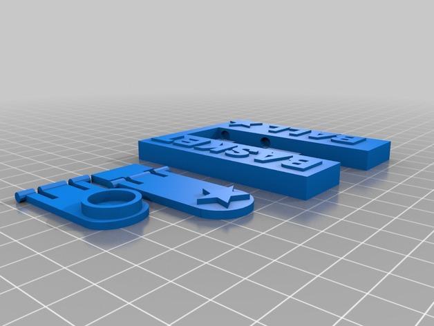 口袋篮球 3D模型  图5