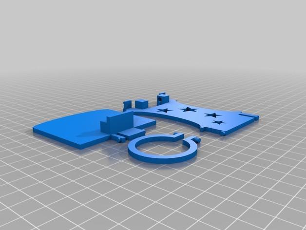 口袋篮球 3D模型  图6