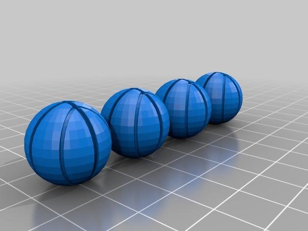 口袋篮球 3D模型  图9