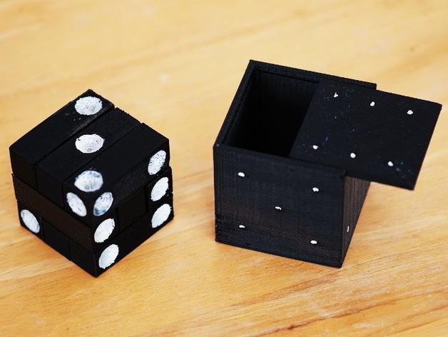 拼图骰子 3D模型  图6