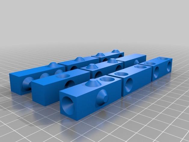 拼图骰子 3D模型  图9