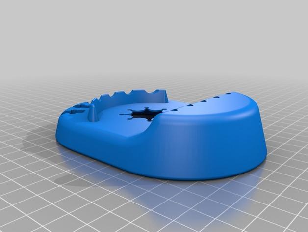 乐器玩具 吉他、陶笛 3D模型  图8