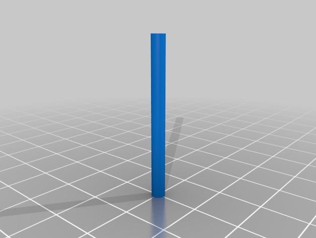 十字弓 3D模型  图2