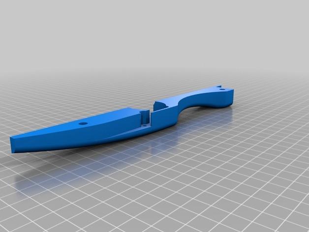 十字弓 3D模型  图7