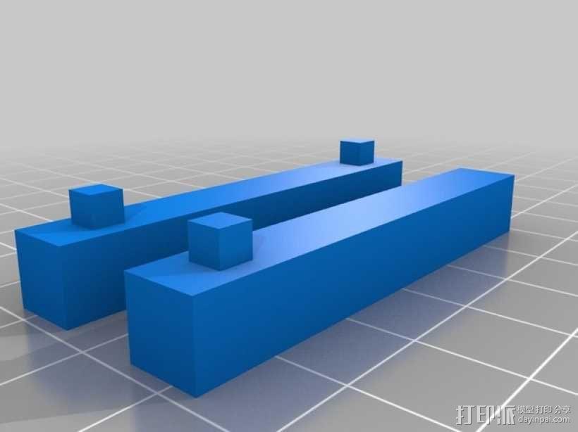 积木 3D模型  图3