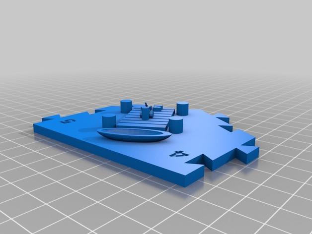 瓦片玩具 3D模型  图11