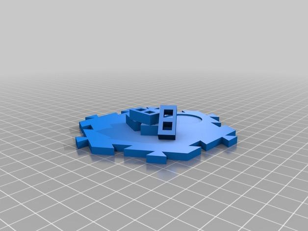 瓦片玩具 3D模型  图13