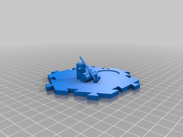 瓦片玩具 3D模型  图14