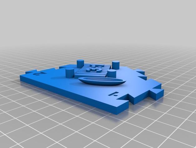 瓦片玩具 3D模型  图17