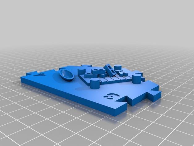 瓦片玩具 3D模型  图19