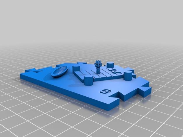 瓦片玩具 3D模型  图21