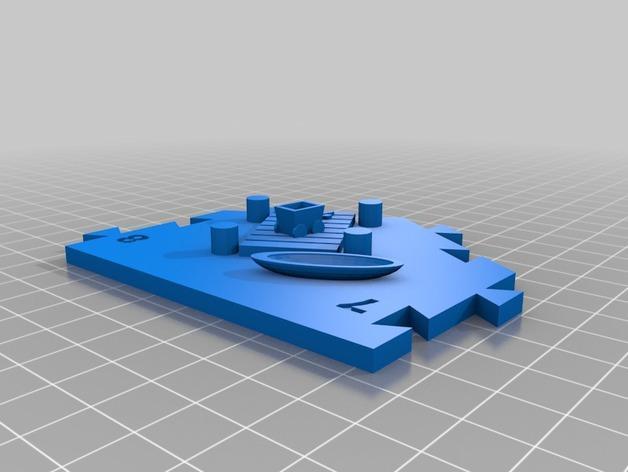 瓦片玩具 3D模型  图22