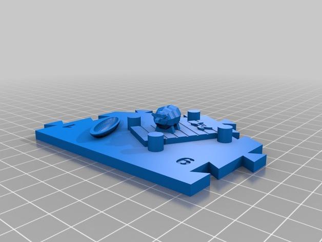 瓦片玩具 3D模型  图24