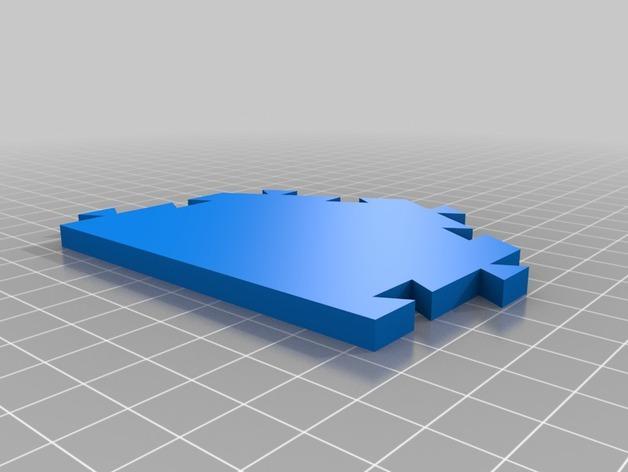 瓦片玩具 3D模型  图26