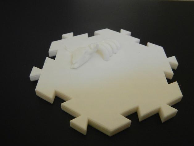 瓦片玩具 3D模型  图33