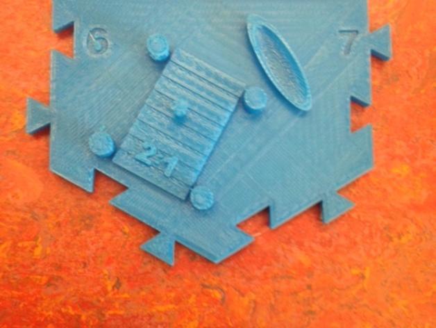 瓦片玩具 3D模型  图32