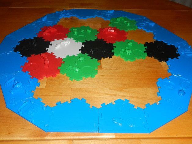 瓦片玩具 3D模型  图37