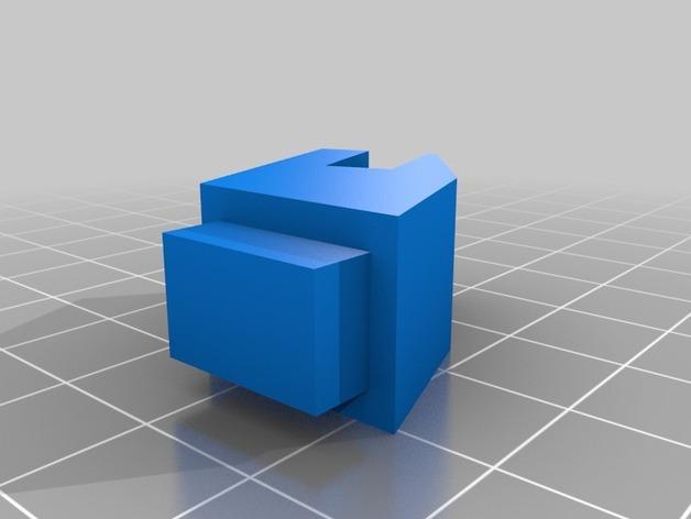 导弹发射台 3D模型  图3