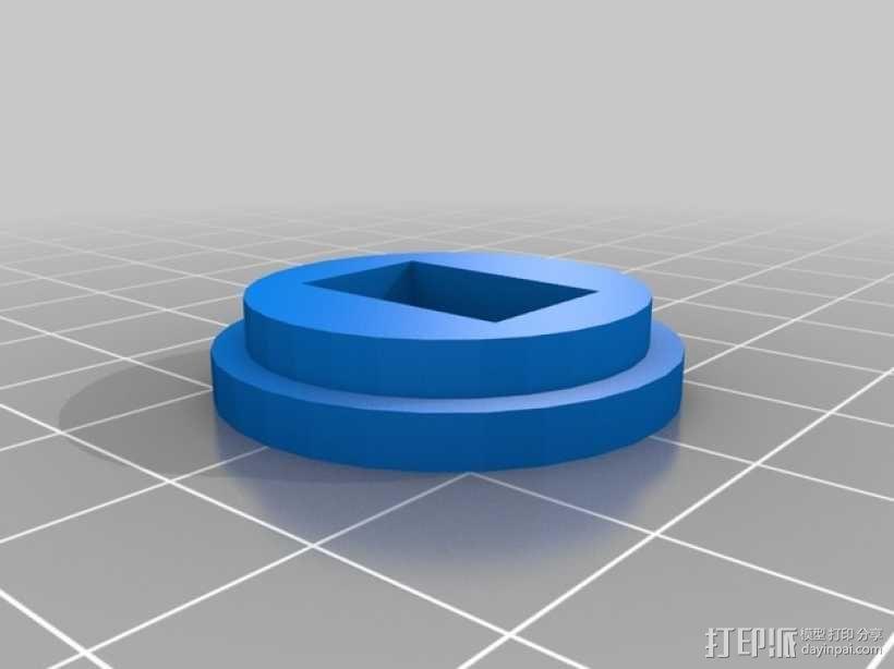 导弹发射台 3D模型  图5