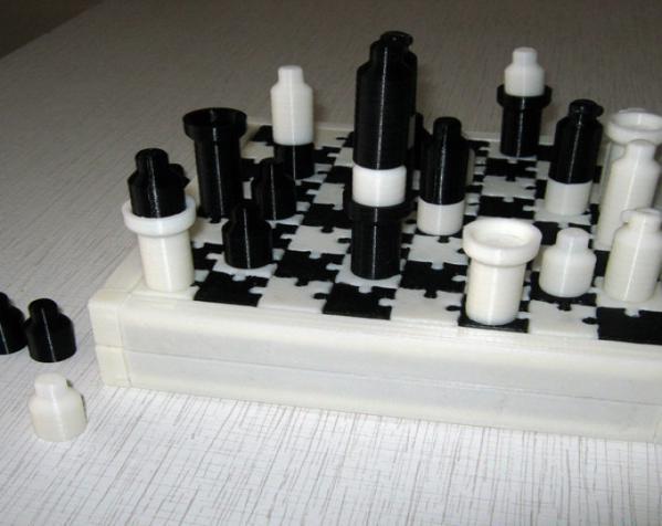 经典象棋 3D模型  图6