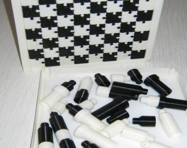 经典象棋 3D模型  图11
