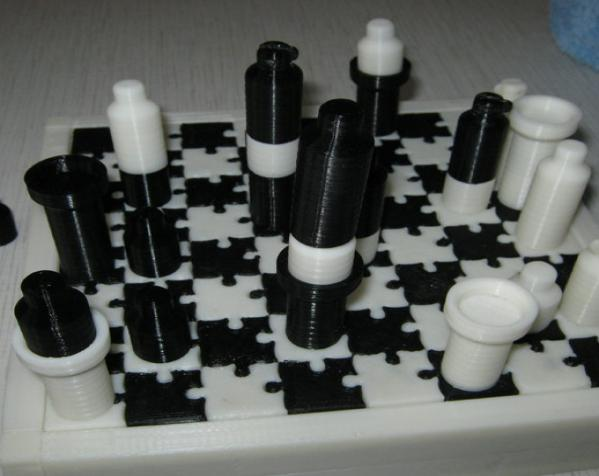 经典象棋 3D模型  图7